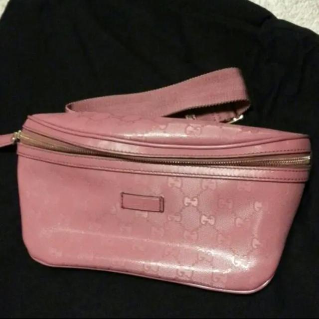 chanel バッグ 安い / Gucci - GUCCIウエストポーチの通販 by  ことり(・8・)'s shop|グッチならラクマ