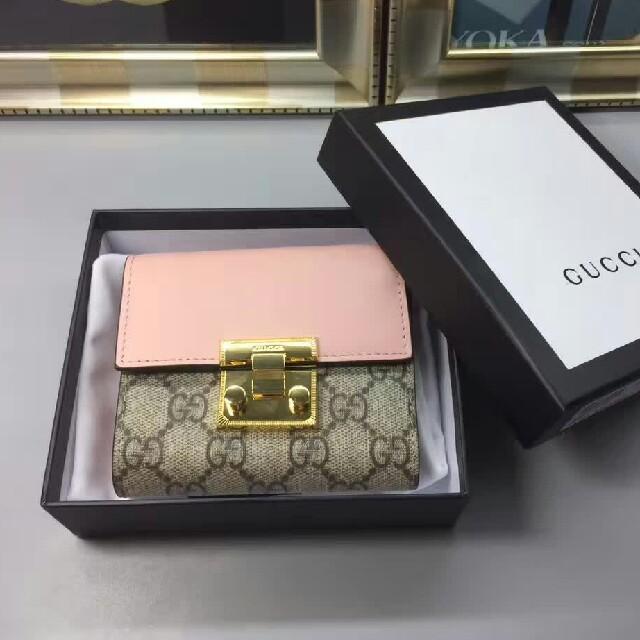 バレンシアガ風 バッグ 激安代引き / Gucci - Gucciグッチ 3つ折り財布 レディース 人気 財布の通販 by タクミ 's shop|グッチならラクマ