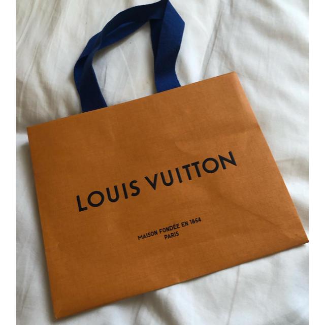 LOUIS VUITTON - 未使用☆ルイヴィトン ショップ袋の通販 by りえりえ's shop|ルイヴィトンならラクマ