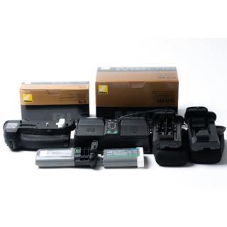 ニコン(Nikon)のニコン マルチパワーバッテリーパック MB-D18 おまけ多数(その他)
