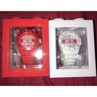 マーベル(MARVEL)のMARVEL 時計 2個セット(腕時計)