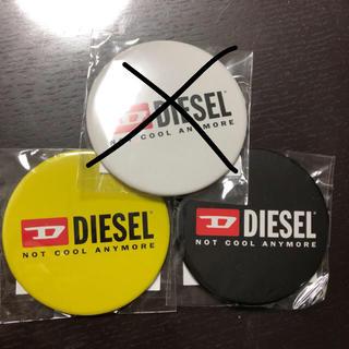 ディーゼル(DIESEL)のDIESEL 缶バッチ大(その他)
