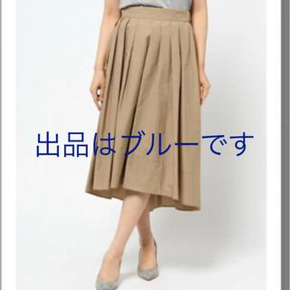 アナイ(ANAYI)のアナイ スカート plst IENA 組曲 23区(ロングスカート)