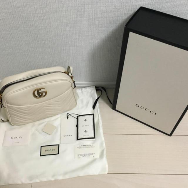 時計 偽物 韓国 、 Gucci - GUCCIマーモントバッグの通販 by みーやん's shop|グッチならラクマ