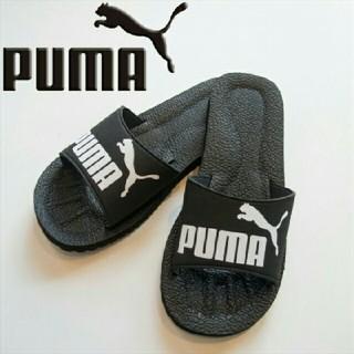 プーマ(PUMA)の新品 プーマ デザイン サンダル ブラック 28センチ 送料無料 黒 PUMA(サンダル)