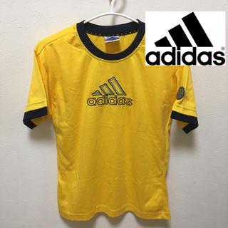アディダス(adidas)のadidas アディダス Tシャツ 90s ビッグロゴ 希少 レア(Tシャツ(半袖/袖なし))
