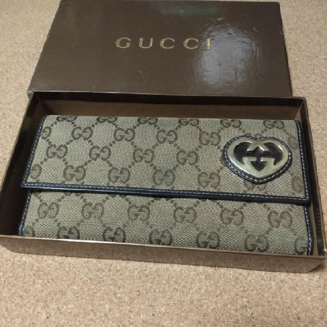 Gucci - GUCCI長財布の通販 by Ken's shop|グッチならラクマ