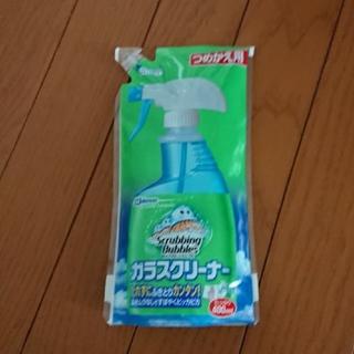 ジョンソン(Johnson's)のガラスクリーナー スクラビングバブル(洗剤/柔軟剤)