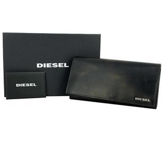 ディーゼル(DIESEL)のディーゼル 二つ折り長財布 カモフラージュ柄(長財布)