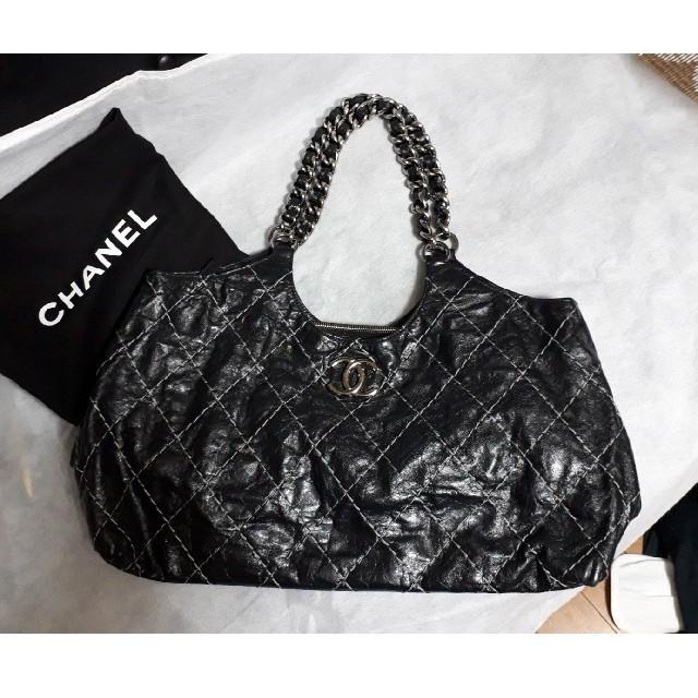 CHANEL - シャネル CHANEL  ワイルドステッチ チェーンショルダーバッグの通販 by インディー's shop|シャネルならラクマ