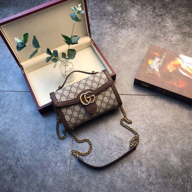 Gucci - Gucci グッチ ショルダーバッグ  の通販 by アン's shop|グッチならラクマ