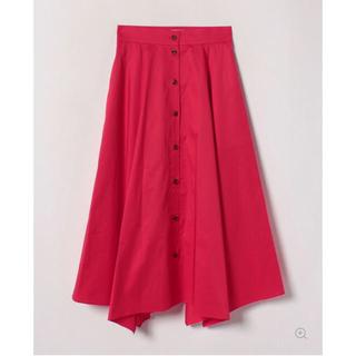 アナイ(ANAYI)の2.3万円 レッドスカート(ロングスカート)