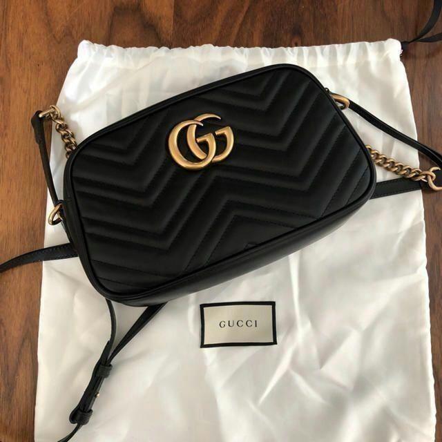 chanel バッグ 偽物 ee-shopping - Gucci - GUCCI グッチ ショルダーバッグの通販 by ペロア's shop|グッチならラクマ