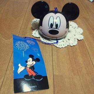 ディズニー(Disney)のミッキー 風鈴(風鈴)