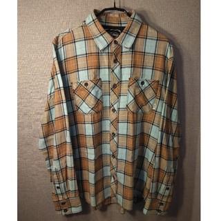 ヴァンズ(VANS)の古着 Vans バンズ ネルシャツ チェックシャツ(シャツ)