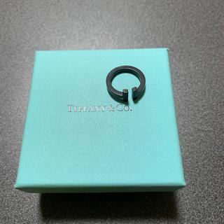 ティファニー(Tiffany & Co.)のティファニー Tスクエアリング(リング(指輪))