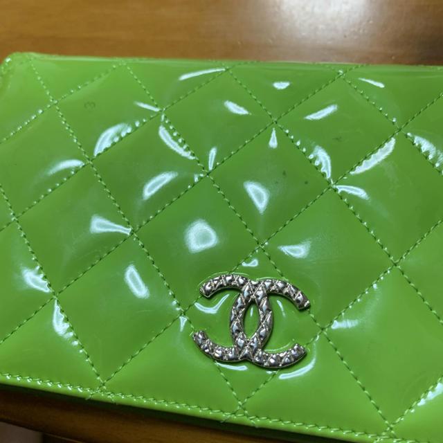 CHANEL - シャネルパテントレザー   長財布の通販 by かつみ's shop|シャネルならラクマ