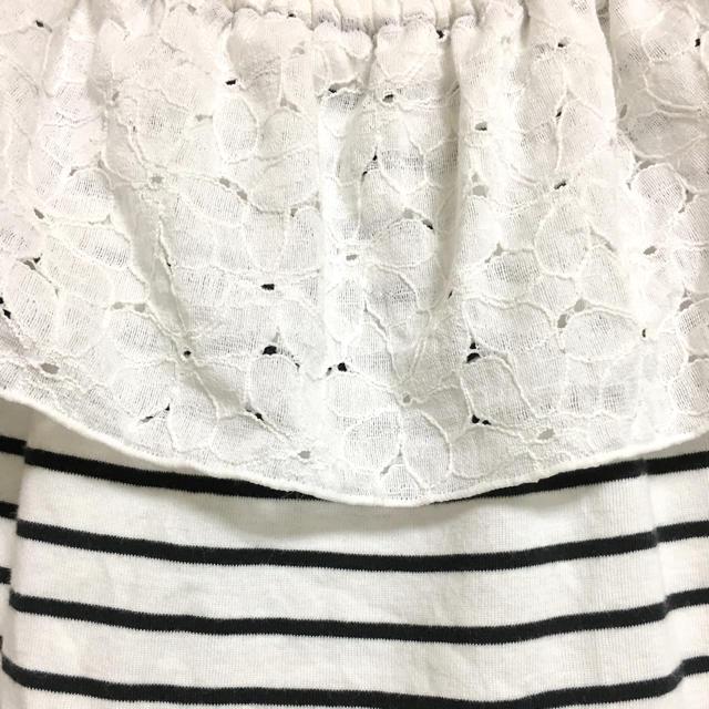 しまむら(シマムラ)のしまむら オフショル レディースのトップス(カットソー(半袖/袖なし))の商品写真