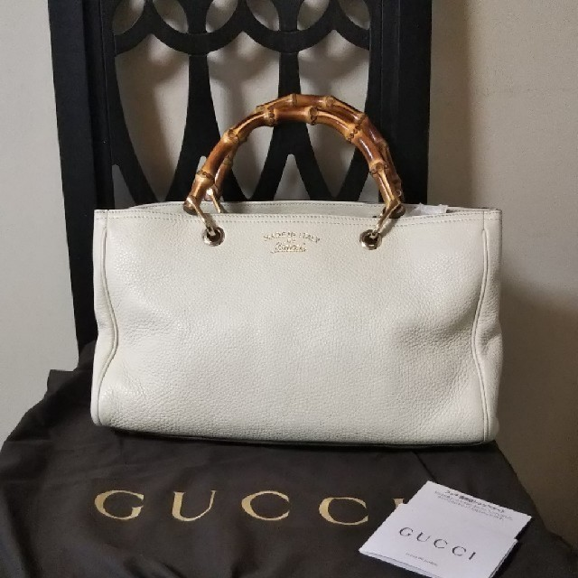 marc jacobs バッグ 偽物 facebook | Gucci - GUCCI 正規品 バンブーショルダーバッグ 美品の通販 by まりまり's shop|グッチならラクマ