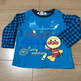 バンダイ(BANDAI)のアンパンマン ロンT サイズ80(Tシャツ)