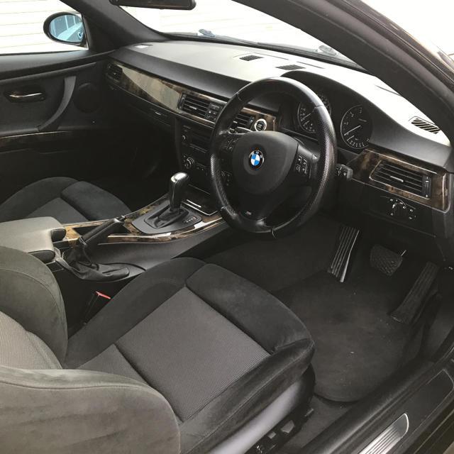 BMW(ビーエムダブリュー)のBMW E92 320クーペ Mスポーツ  車検たっぷり! 自動車/バイクの自動車(車体)の商品写真