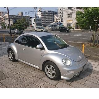 フォルクスワーゲン(Volkswagen)の大幅値下げ!令和2年9月 平成13年式  ニュービートル 低走行 九州 大分県★(車体)