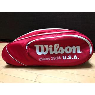 ウィルソンラケットバック