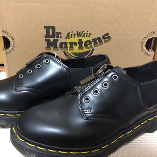ドクターマーチン(Dr.Martens)のドクターマーチン  1461 フロンドジップ UK5 (ブーツ)