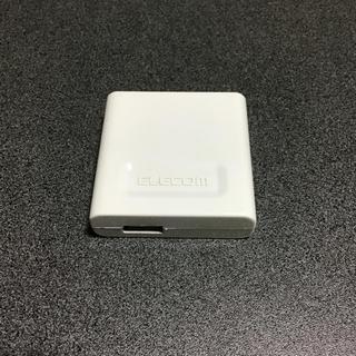 エレコム(ELECOM)のELECOM ACアダプタ(バッテリー/充電器)