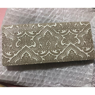 アッシュペーフランス(H.P.FRANCE)の文庫革 長財布(財布)