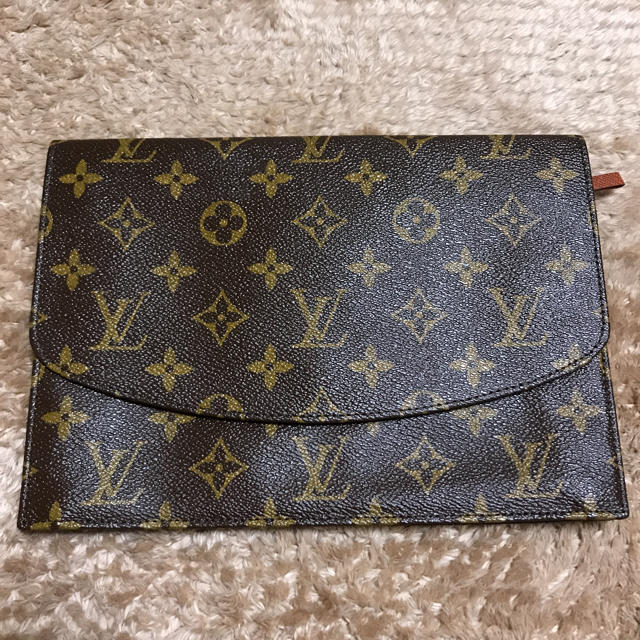 LOUIS VUITTON - Louis Vuitton ヴィトン クラッチバッグ ハンドバッグの通販 by ym's shopプロフ必読|ルイヴィトンならラクマ