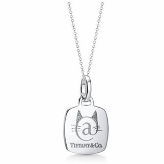 ティファニー(Tiffany & Co.)の【新品】ティファニー クッション チャーム キャットストリート(チャーム)