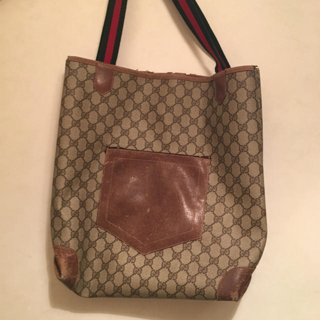 Gucci - gucci vintage bagの通販 by Beeee's shop|グッチならラクマ
