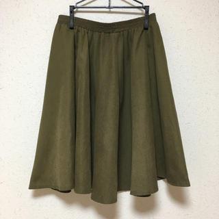 ドアーズ(DOORS / URBAN RESEARCH)のアーバンリサーチドアーズ☆膝丈スカート(ひざ丈スカート)