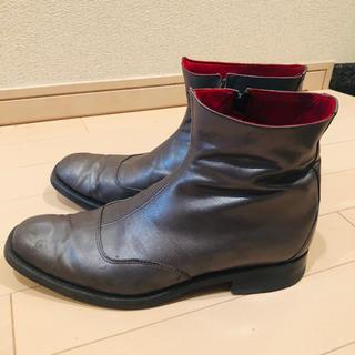シルバーブーツ(ブーツ)