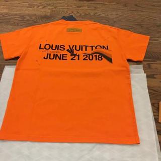 ルイヴィトン(LOUIS VUITTON)のLouis vuitton virgil abloh 限定 tシャツ Mサイズ(Tシャツ/カットソー(半袖/袖なし))