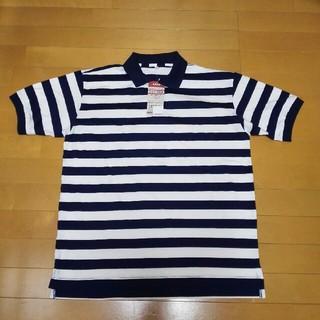 ムジルシリョウヒン(MUJI (無印良品))のポロシャツ 無印良品 新品未使用タグつき(ポロシャツ)