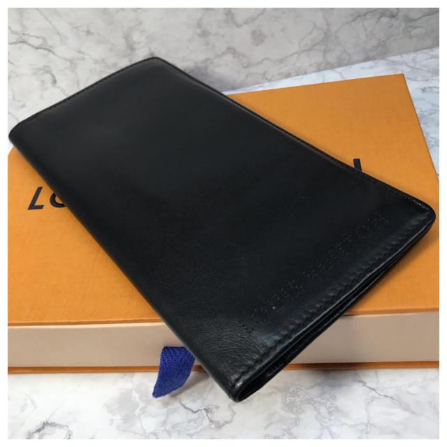 ボッテガヴェネタ 財布 コピー 代引き | LOUIS VUITTON - ❤️正規品❤️ ルイヴィトン 二つ折り長財布 黒 LOUIS VUITTONの通販 by 即購入ok ブランドショップ's shop|ルイヴィトンならラクマ