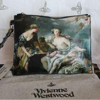 Vivienne Westwood - 新品 ヴィヴィアン EUROPA クラッチバッグ