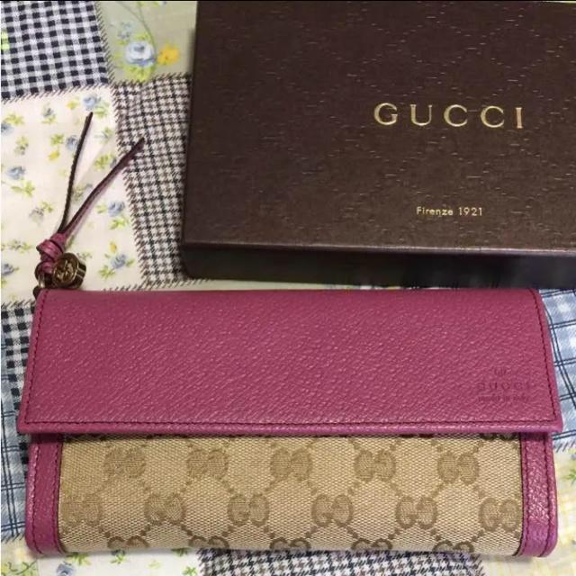 bally バッグ 偽物わかる - Gucci - 【新品】GUCCI 長財布の通販 by だんご's shop|グッチならラクマ