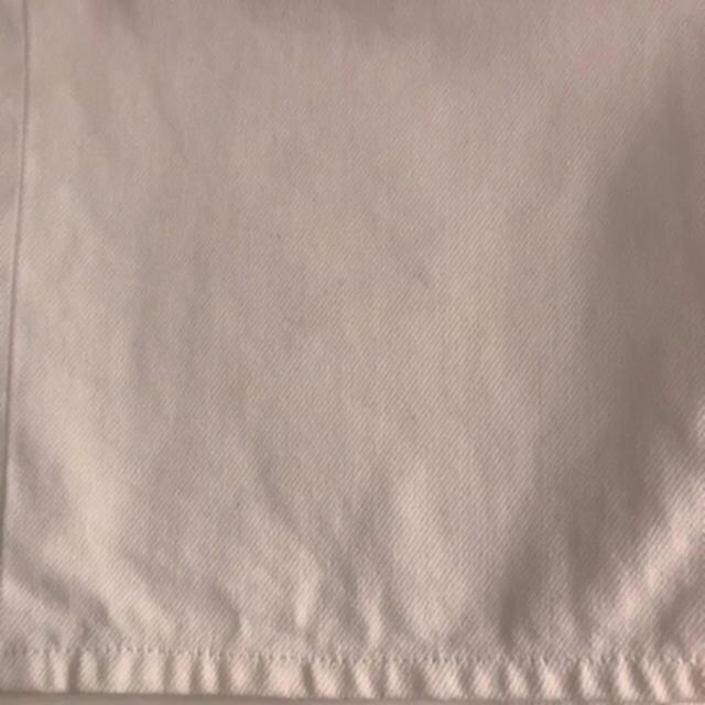 GU(ジーユー)のお値下げ*GU ハーフパンツ 白  メンズ メンズのパンツ(ショートパンツ)の商品写真