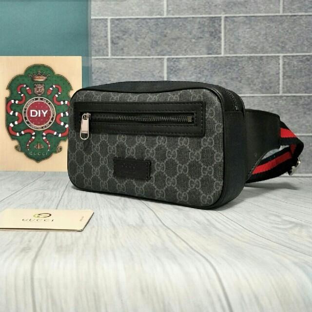 オリジナル バッグ 激安 - Gucci - GUCCI/グッチ/ボディバッグ/ウエストポーチの通販 by ゴマジ's shop|グッチならラクマ