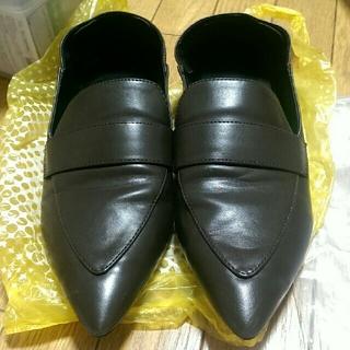 ジーユー(GU)のGU 2wayローファー (ローファー/革靴)