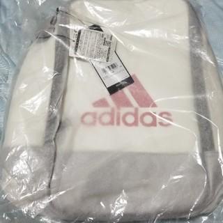 アディダス(adidas)のアディダス プレミアムスリムショルダーバッグ ver.2 白(その他)