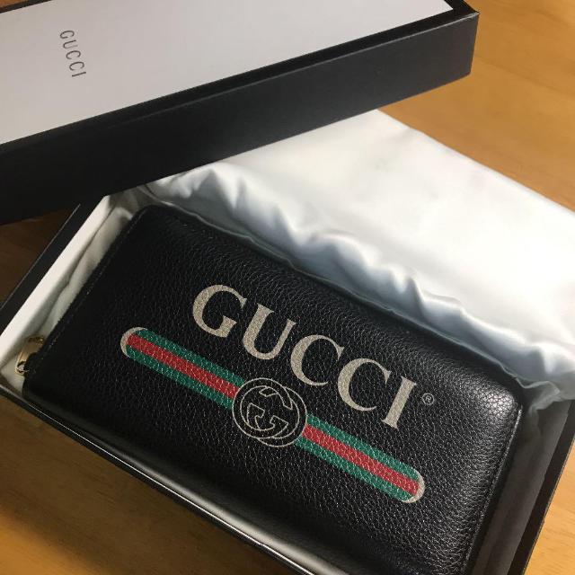 Gucci - GUCCI 長財布の通販 by Lv's shop|グッチならラクマ