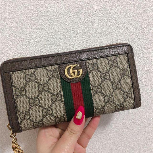 Gucci - GUCCI 長財布 ✧の通販 by Lv's shop|グッチならラクマ
