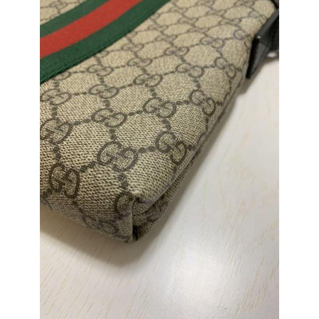 ブランド 財布 偽物わからない | Gucci - GUCCI ショルダーバッグの通販 by ゆ~'s shop|グッチならラクマ