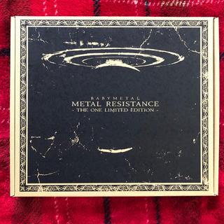 ベビーメタル(BABYMETAL)の(THE ONE限定) BABYMETAL / METAL RESISTANCE(ポップス/ロック(邦楽))