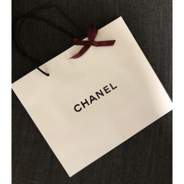 CHANEL - シャネル ショップ袋の通販 by sami's shop|シャネルならラクマ