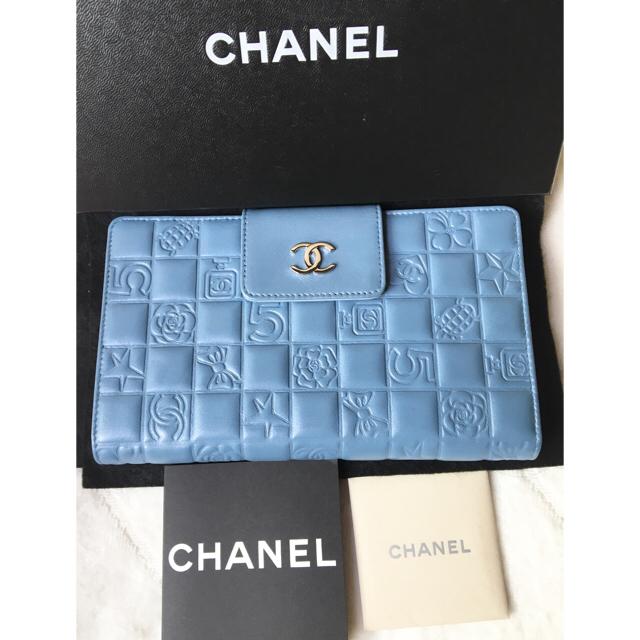 ヴィトンバッグ 偽物 、 CHANEL - シャネル❤アイコン がま口 長財布 超美品の通販 by みーs shop|シャネルならラクマ